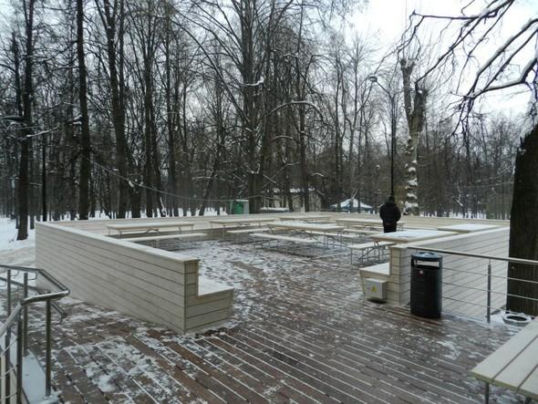 В Нескучном саду открылся шахматный клуб «Белая ладья». Изображение № 5.