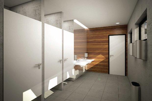 В Измайловском парке появится зеркальный туалет. Изображение № 3.