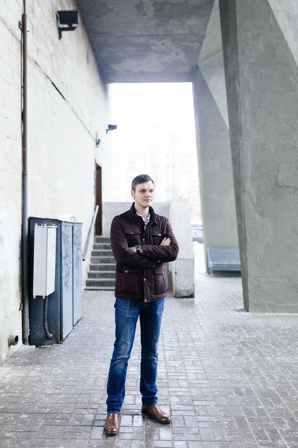 Я живу в доме «на курьих ножках» на«Приморской» (Петербург). Изображение № 9.
