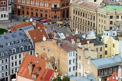 Тель-Авив, Берлин, Рига: Путеводители по 15 городам мира. Изображение № 12.