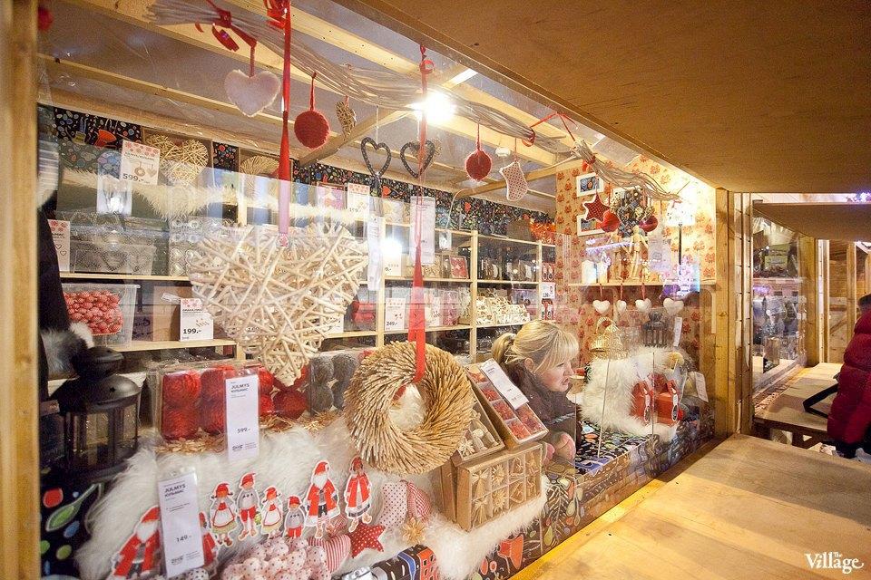 Люди в городе: Продавцы рождественской ярмарки на Островского. Изображение № 26.