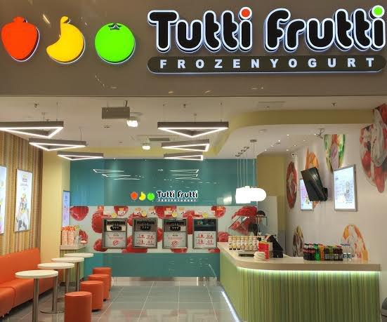 В торговом центре «Город» открылось кафе Tutti Frutti Frozen Yogurt. Изображение № 1.