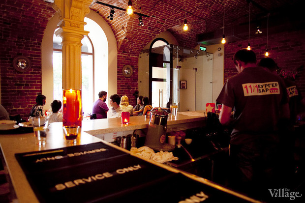 Новое место: Бургер-бар «11/1». Изображение № 7.
