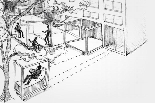 Уличные конструкции-беседки. Изображение № 42.