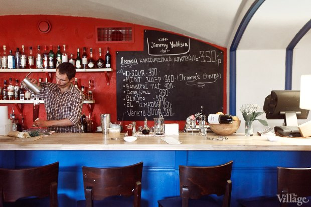 Новое место: Jimmy Yeltsin Bar. Изображение № 3.