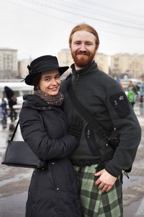 Люди в городе: Участники парада вчесть Днясвятого Патрика. Изображение № 22.