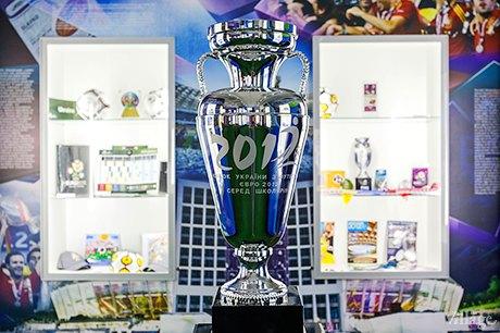 В «Олимпийском» начал работу музей истории стадиона. Зображення № 6.
