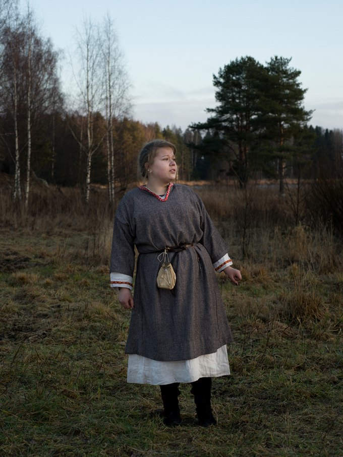 «Такая военная демократия»: Как живут искем сражаются викинги под Выборгом. Изображение № 5.