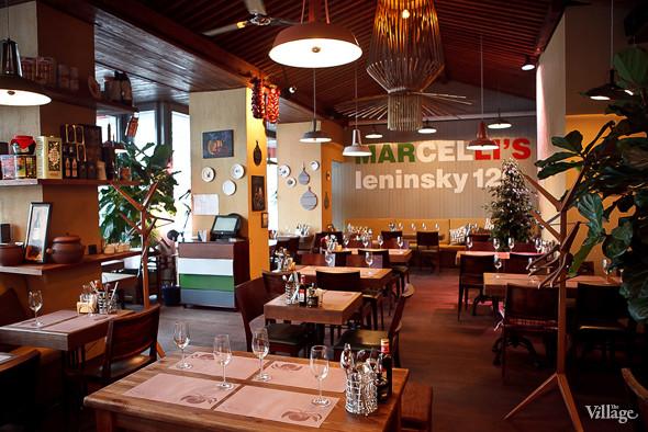 Новое место (Петербург): Ресторан «Марчелли's». Изображение № 10.