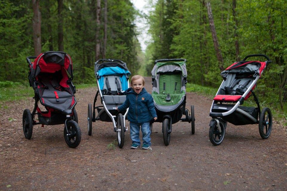 Беги, мама, беги: Тест-драйв детских колясок для бега. Изображение № 1.