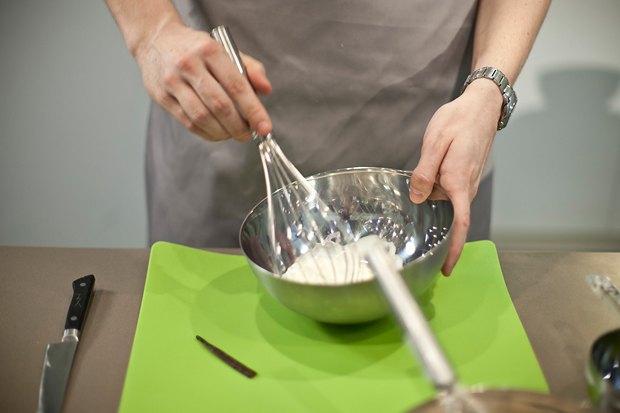 Шеф дома: Ягненок, хумус иоблепиховый десерт шефа «Стрелки». Изображение № 93.