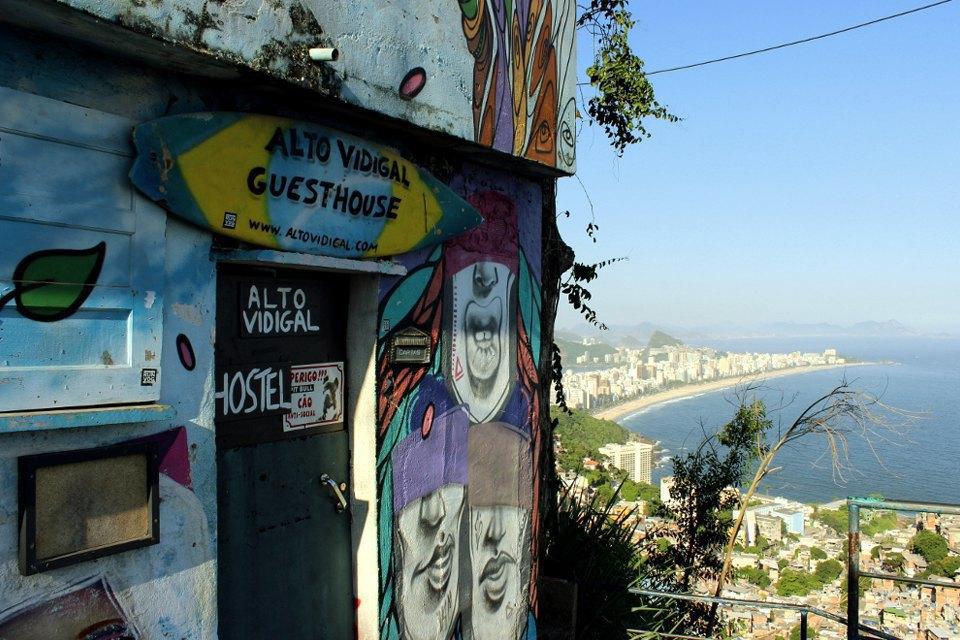 Виджигал, трущобы вРио-де-Жанейро. Изображение № 6.
