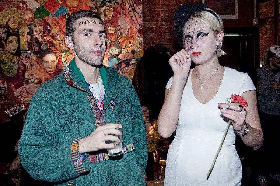 Люди в городе: Хеллоуин вКиеве. Зображення № 2.