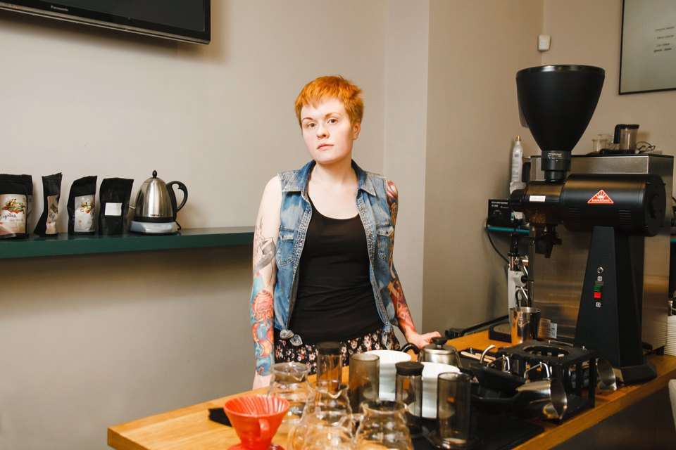 Первые лица: Как подбирают сотрудников вкофейню «Дабл Би». Изображение № 5.