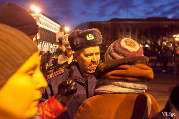 Фоторепортаж: Митинг 5 марта на Исаакиевской площади. Изображение № 37.