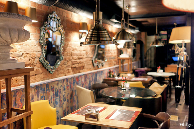 В Доме Мертенса открылся ресторан-кондитерская Bengel & Zaek. Изображение № 10.