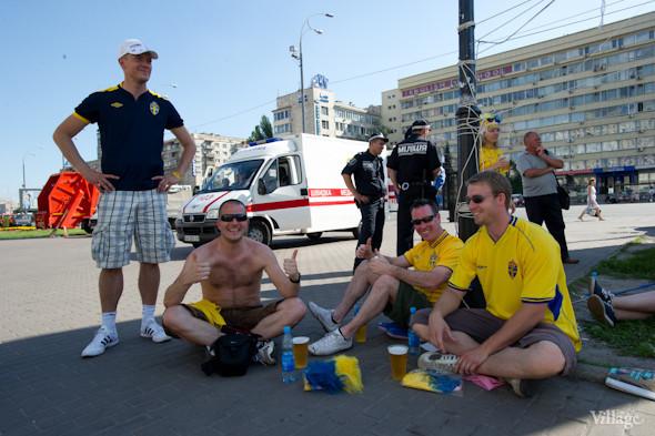 По домам: Шведы прощаются с Киевом. Зображення № 11.