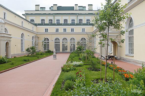 Фоторепортаж: Висячий сад Эрмитажа после реставрации. Изображение № 8.