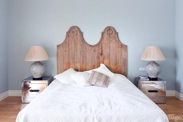 Как изголовье кровати может изменить внешний вид спальни. Изображение № 4.