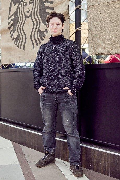 Люди в городе: Первые посетители Starbucks вСтокманне. Изображение № 25.