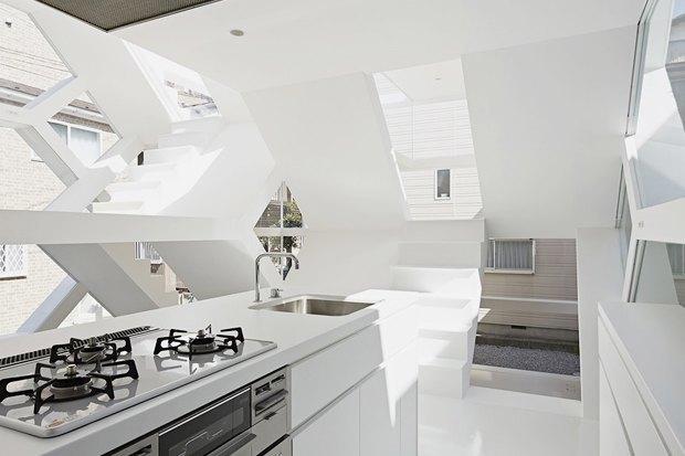 Фото: Koichi Torimura /ArchDaily, Sergio Pirrone /Architect Magazine. Изображение № 14.