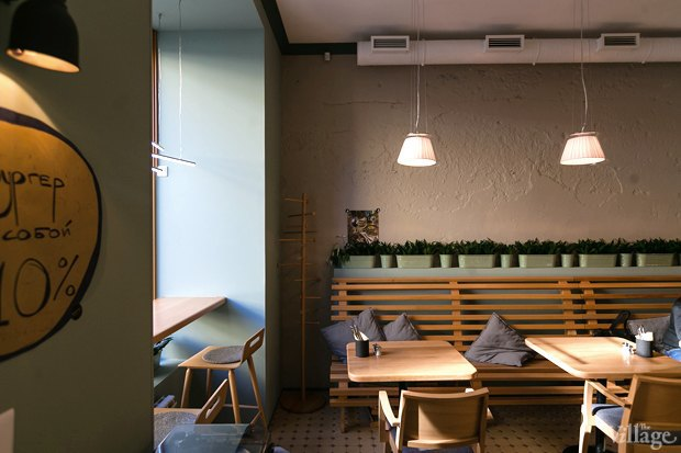 Новое место: Кафе-бар «Бюро». Изображение № 10.