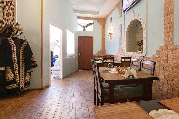 Узбекское кафе «Анталия». Изображение № 6.