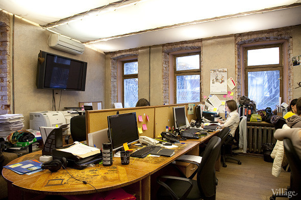 Офис недели (Москва): Sybarite Group. Изображение № 4.