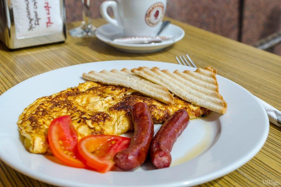 Пока ты спал: Ранние завтраки в Киеве. Зображення № 33.