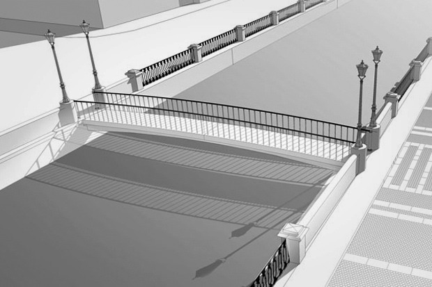 Перестройка: 5 проектов квартала вокруг Конюшенной площади. Изображение № 12.