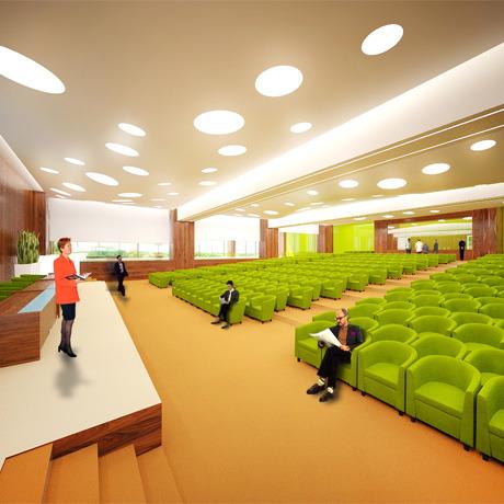 Для комплекса «Парковый» разработали дизайн интерьера. Зображення № 5.