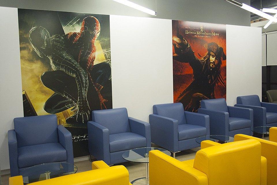 Офис: Walt Disney Studios Sony Pictures Releasing. Изображение № 7.