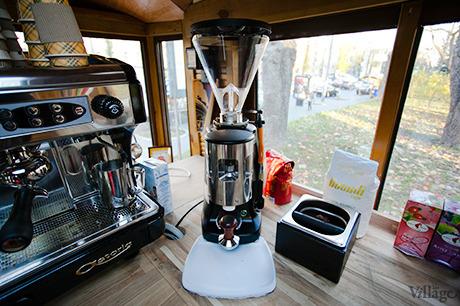 В «Киевском трамвайчике» теперь варят кофе. Зображення № 4.