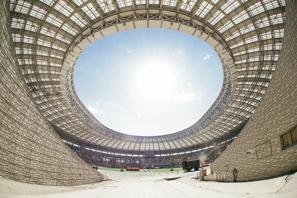 Как сейчас выглядит стадион «Лужники». Изображение № 18.