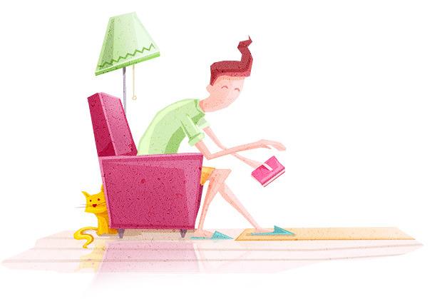 Домпросвет: Как увеличить домашнее пространство. Изображение №11.