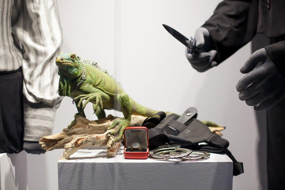 Что посмотреть навыставке «Дизайн007: 50лет стилю ДжеймсаБонда». Изображение № 13.