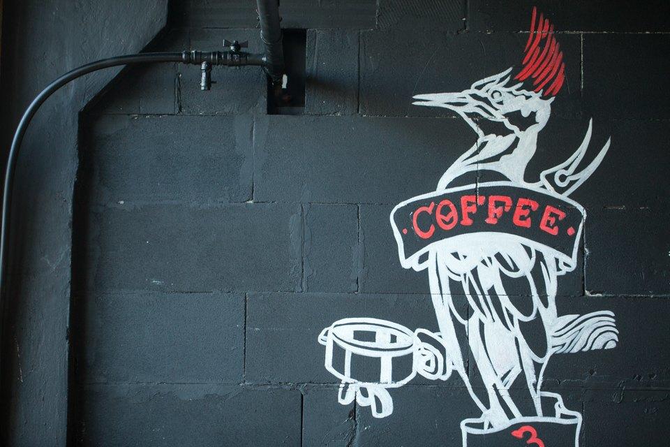 Кофейня Coffee3 влофте Contour . Изображение № 8.