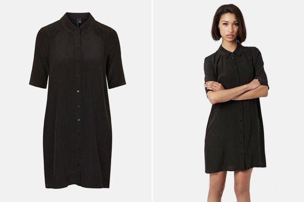 Где купить маленькое чёрное платье: 9вариантов от 2до 22тысяч рублей. Изображение № 8.
