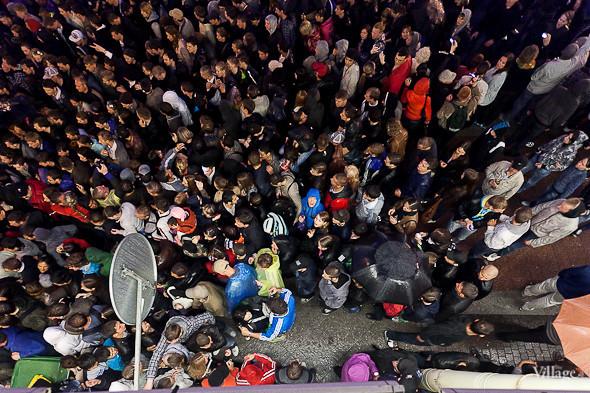 Фоторепортаж: Праздник выпускников «Алые паруса». Изображение № 23.