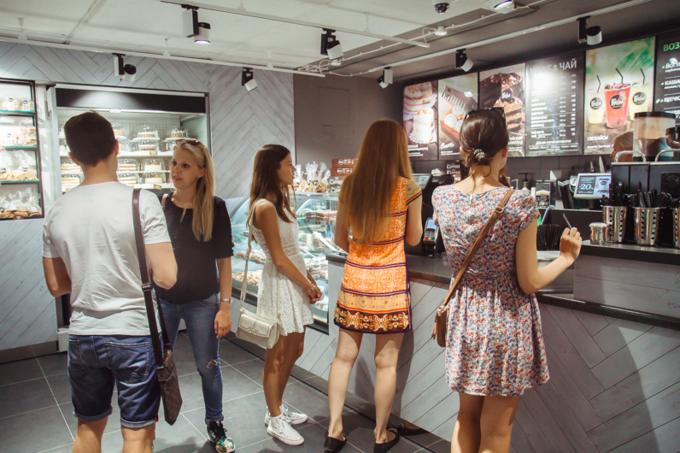 В Москве открылась кондитерская новосибирской сети Kuzina. Изображение № 1.