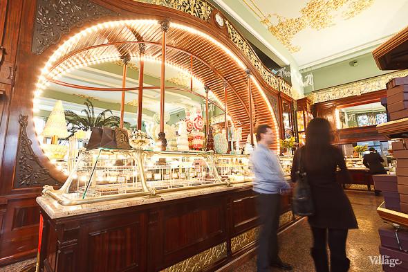 Фоторепортаж: Открытие отреставрированного «Елисеевского магазина». Изображение № 12.