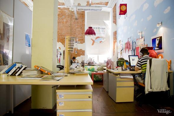 Офис недели: Instinct. Изображение № 26.