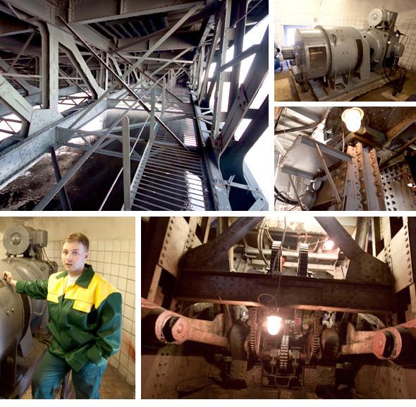 Изображение 37. Грамотная разводка: механики петербургских мостов.. Изображение №16.