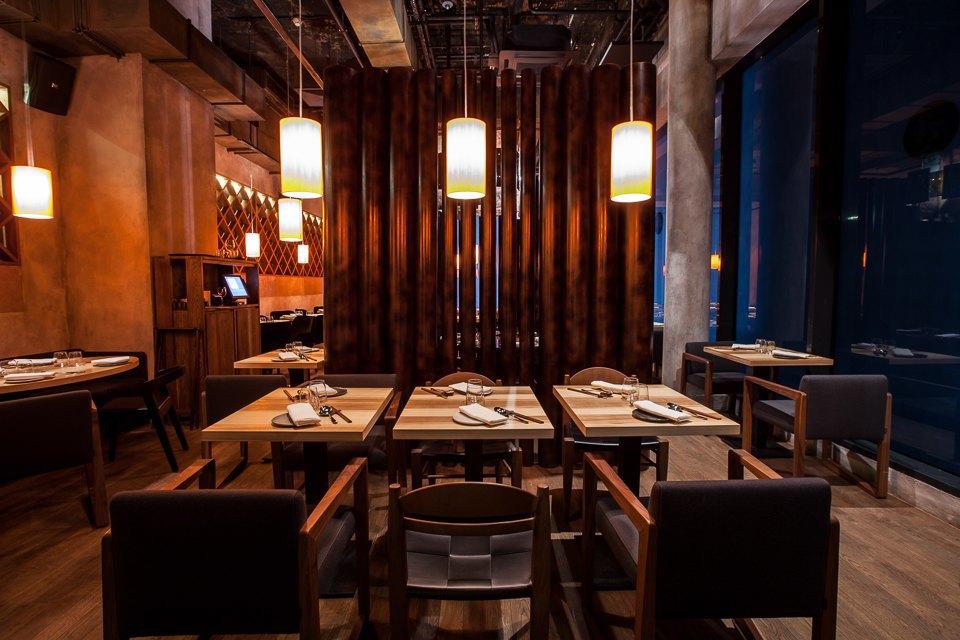 Ресторан Madame Wong. Изображение № 3.