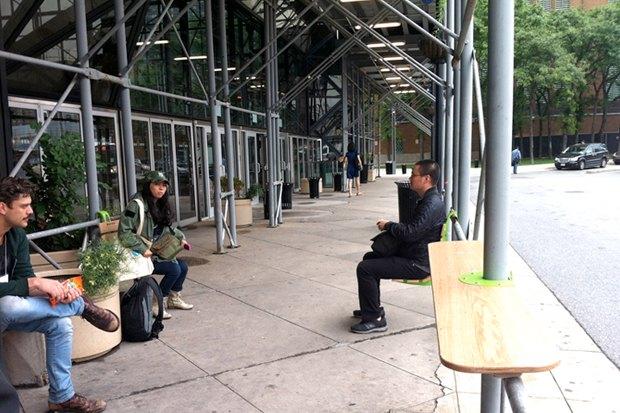 Идеи для города: Барные стойки на улицах Нью-Йорка. Изображение № 12.