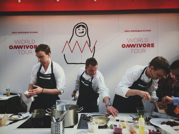 Трансляция Omnivore: Первый день мастер-классов иужины. Изображение № 49.