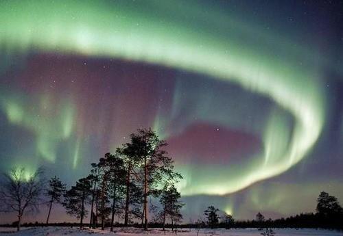 Изображение 22. Солнечный ветер. Несколько мест для любителей наблюдать полярное сияние из своего окошка.. Изображение № 4.