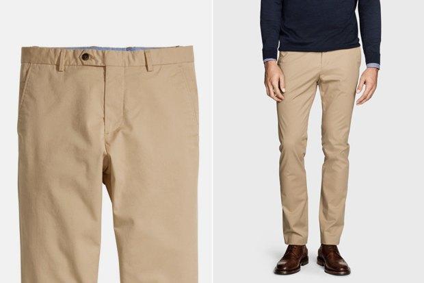 Где купить мужские брюки: 9вариантов отодной до пяти тысяч рублей. Изображение № 5.