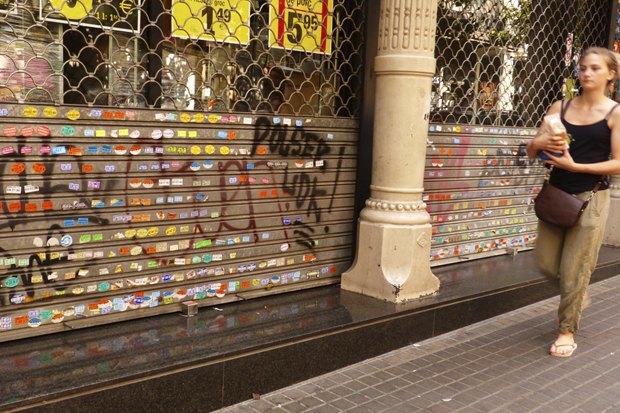 Грасия, независимый каталонский квартал. Изображение № 7.