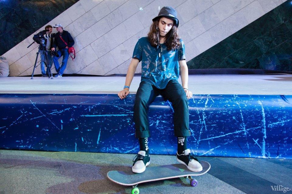 Фото ночи: Скейтерский чемпионат в метро. Изображение № 22.